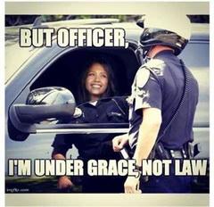 Under grace not law