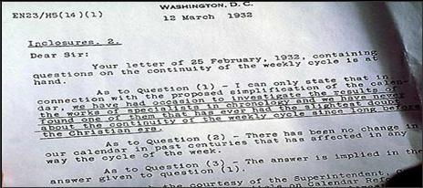 Naval letter