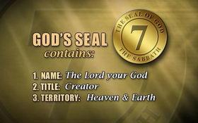 Sabbath seal
